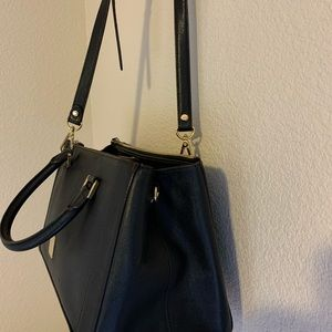 Authentic MCM 2 way purse